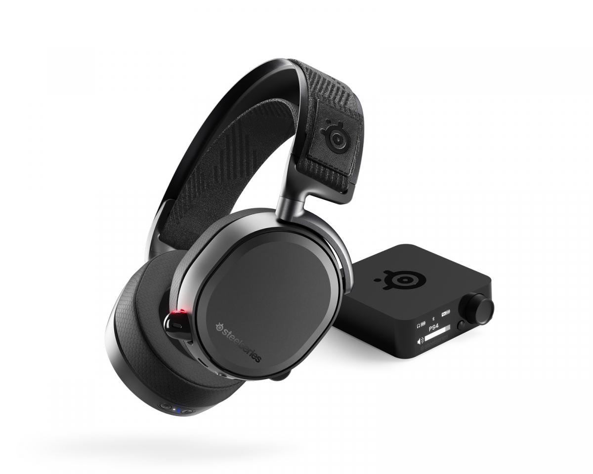 SteelSeries Arctis Pro Trådløst Headset Gaming headset