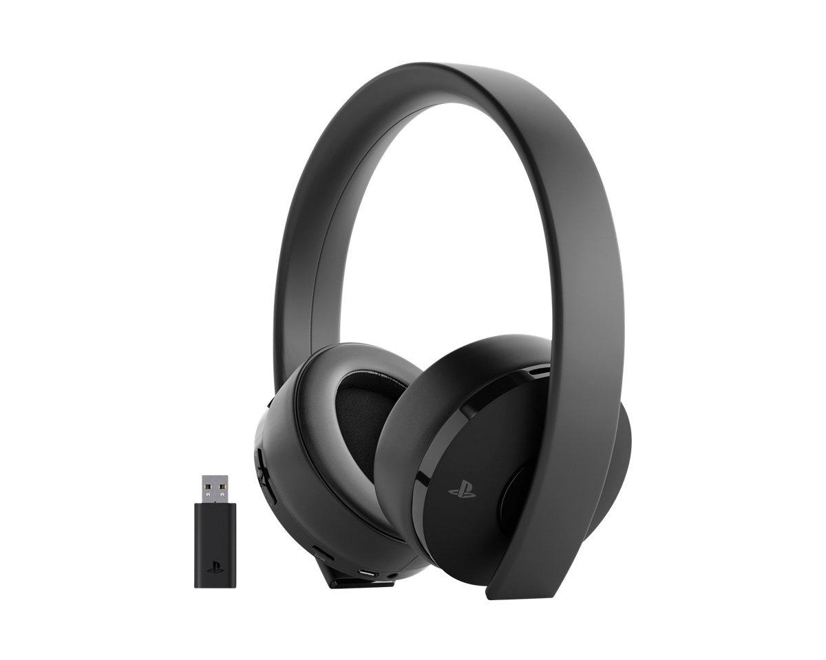 ps4 gold wireless headset | FINN.no