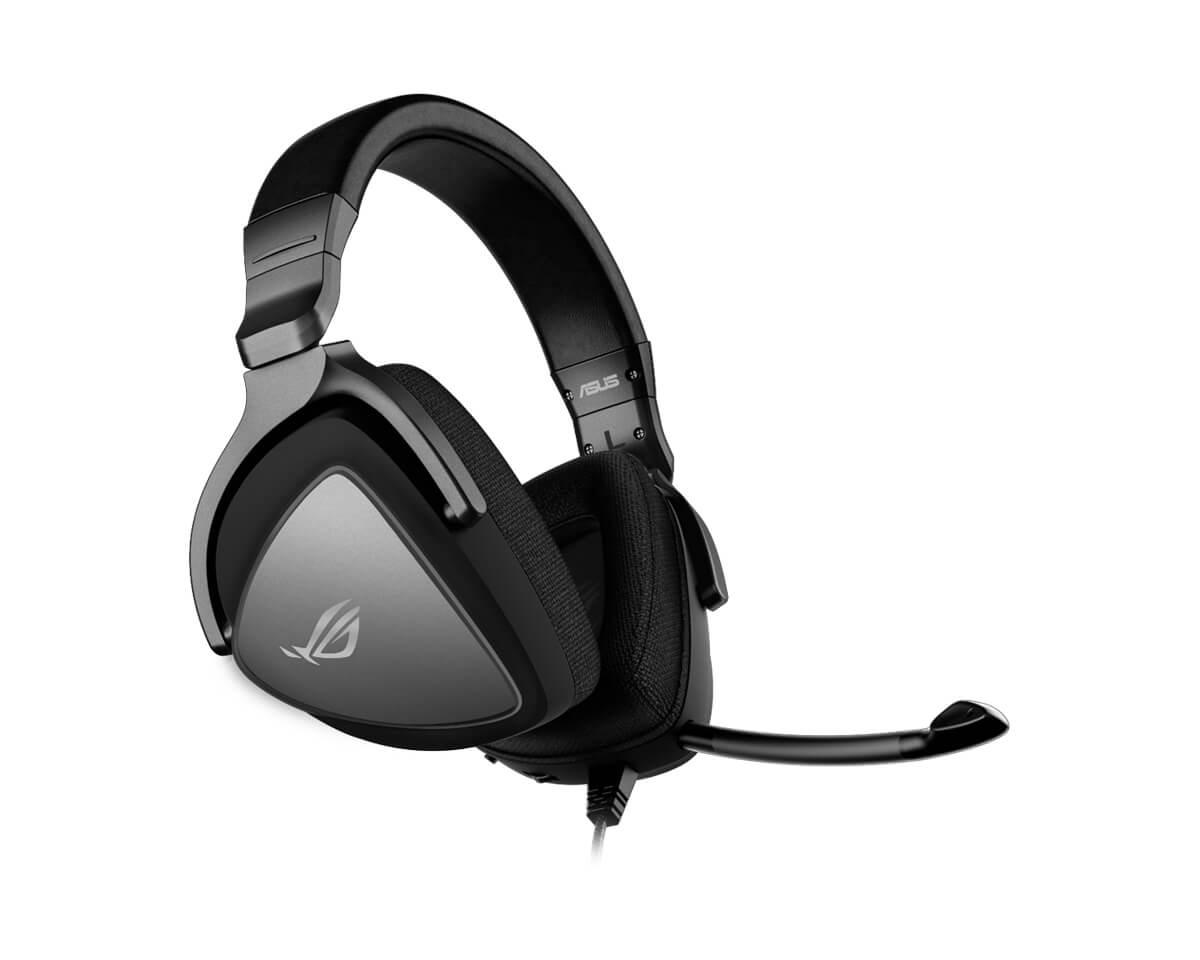 ROG Delta Core Gaming Headset (PC/PS4/XBOX ONE/Switch/Smartphone) i gruppen Konsoll / Xbox / Xbox One Tilbehør / Headsets hos MaxGaming (13272)