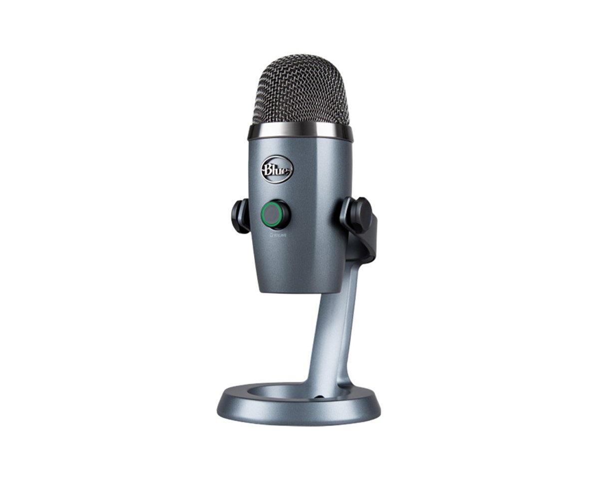Kjøpe Blue Microphones Yeti Nano Mikrofon Shadow Grey på