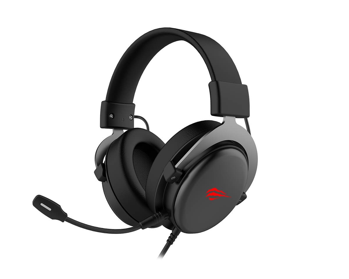 H2015D Stereo Gaming Headset Svart (PC/PS4/XONE) i gruppen Konsoll / Xbox / Xbox One Tilbehør / Headsets hos MaxGaming (14501)
