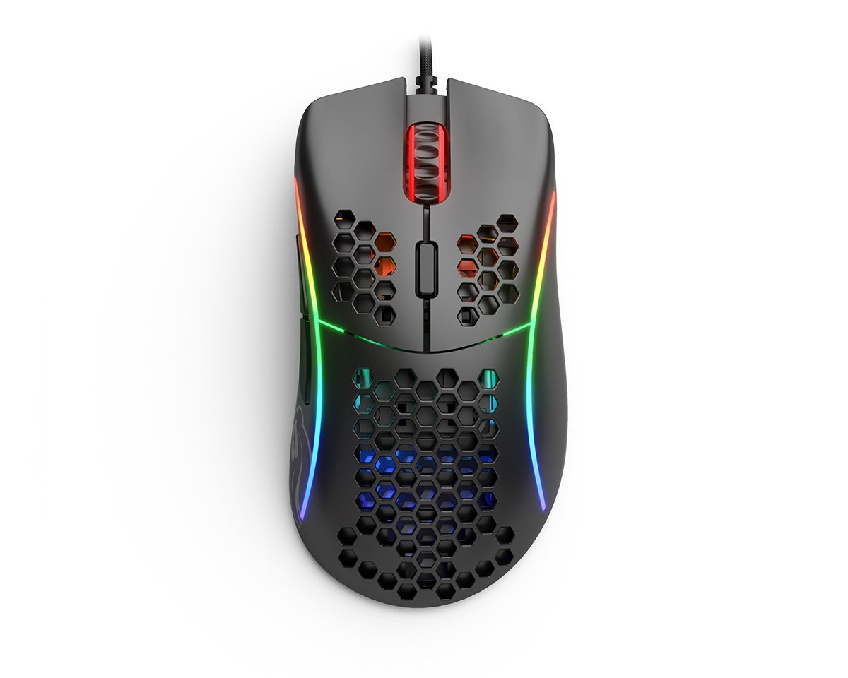 Best pris på Glorious PC Gaming Race Model D Mus