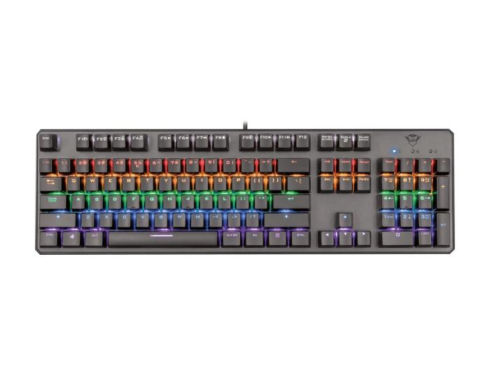 Kjøpe Trust GXT 830 RW Avonn Gamingtastatur på MaxGaming.no
