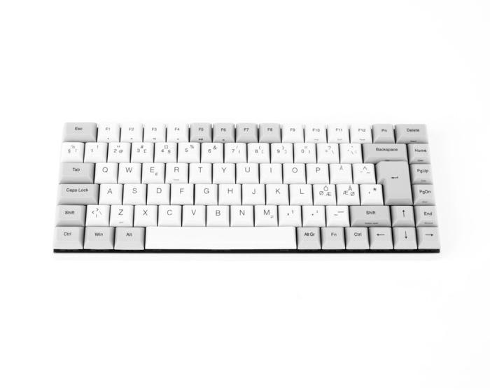 Kjøpe Vortex Tab 60 Double Shot PBT Tastatur [MX Red] på