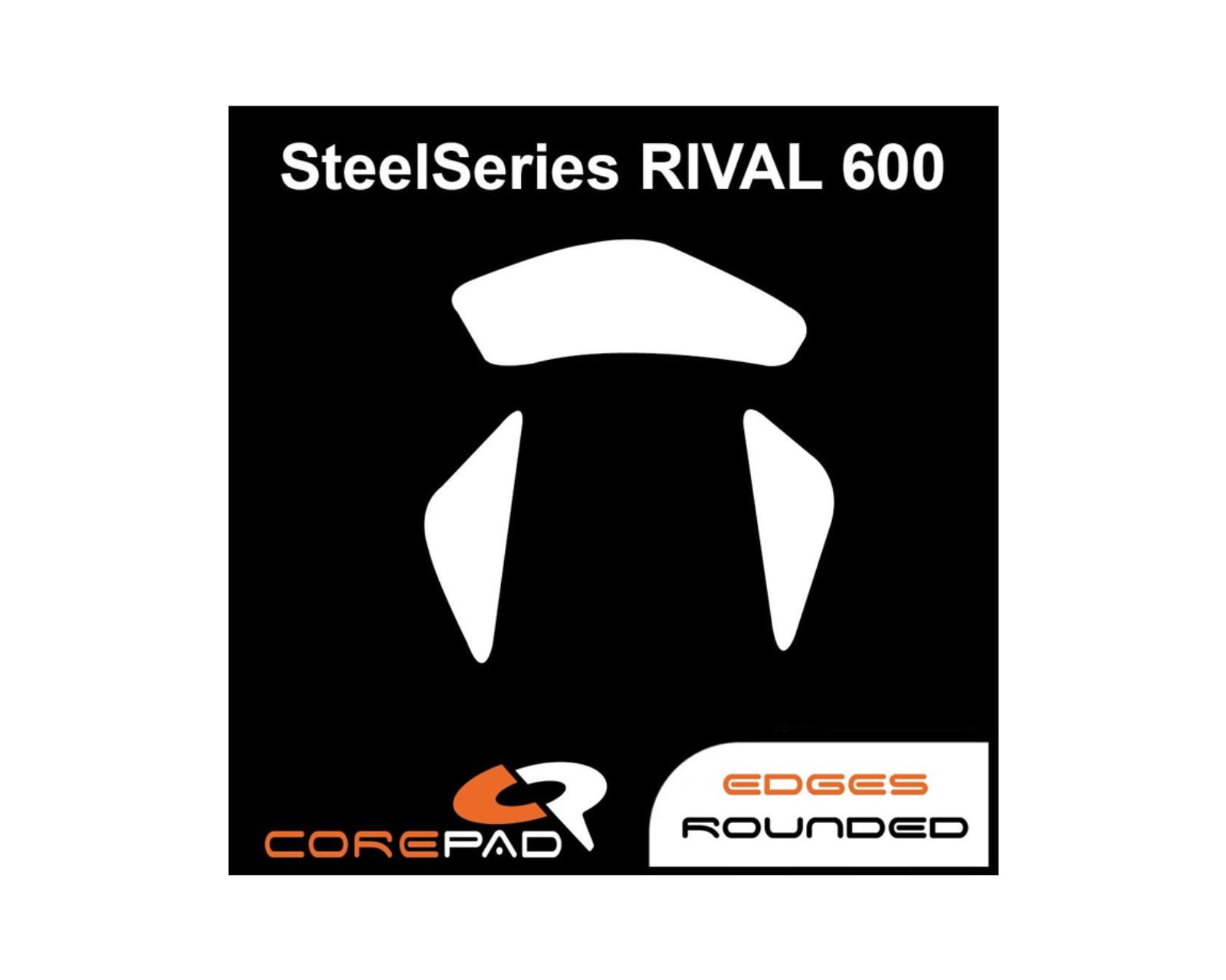 Kjøpe SteelSeries Rival 600 Gaming Mus på MaxGaming.no