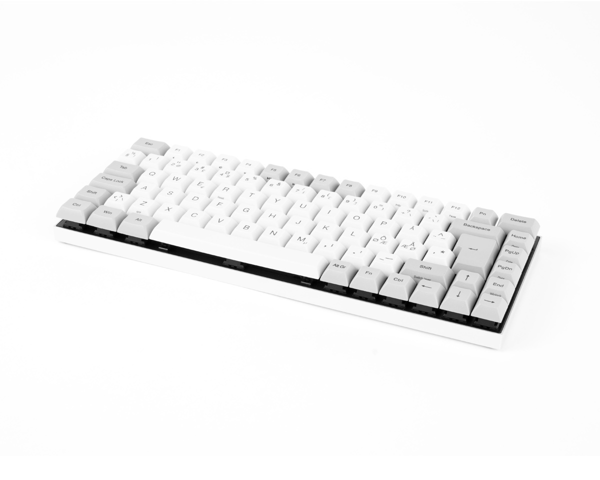 Kjøpe Vortex RACE3 PBT Mekaniskt Tastatur [MX Clear] på