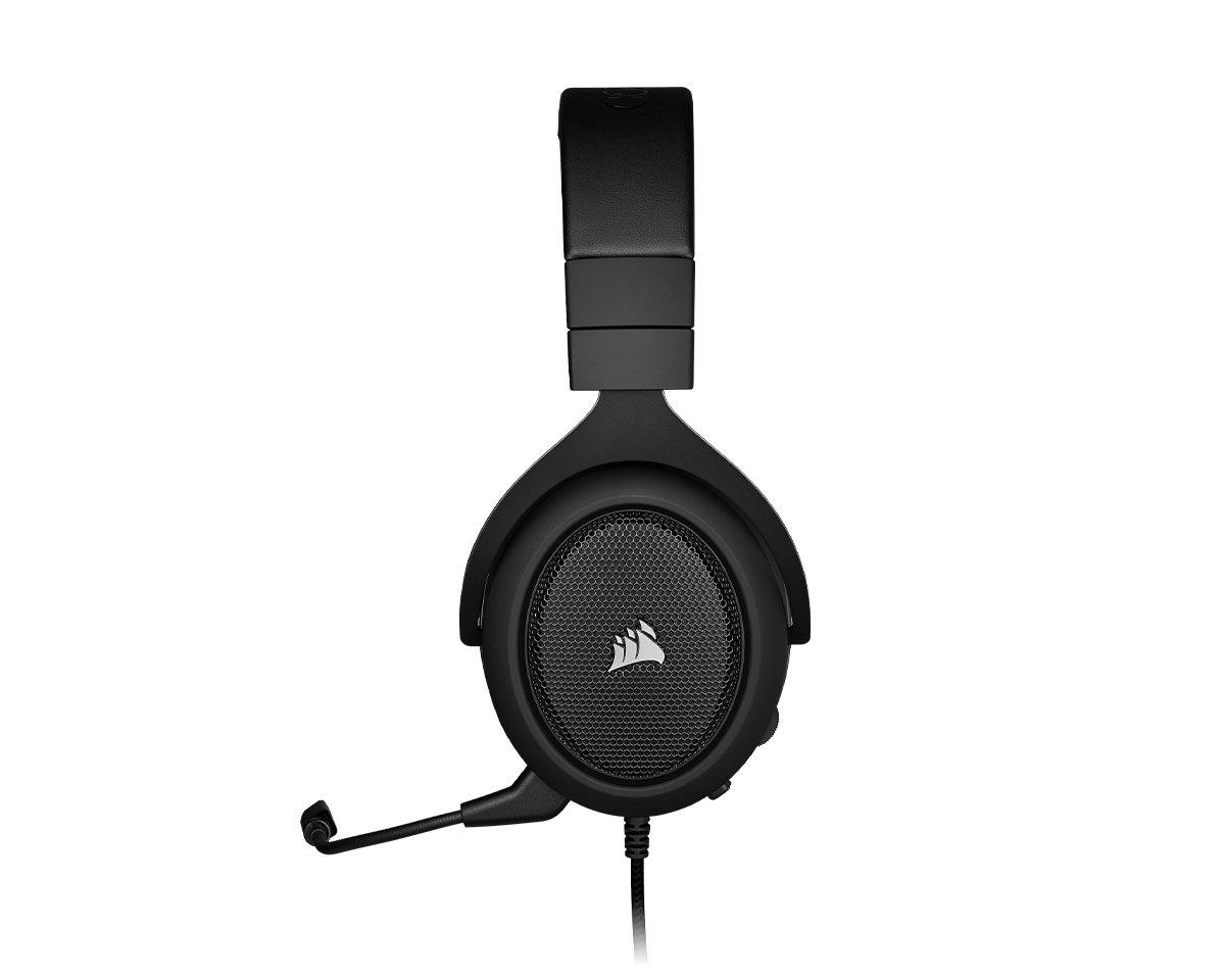 Headset | Memory foam | CORSAIR HS50 | Jula