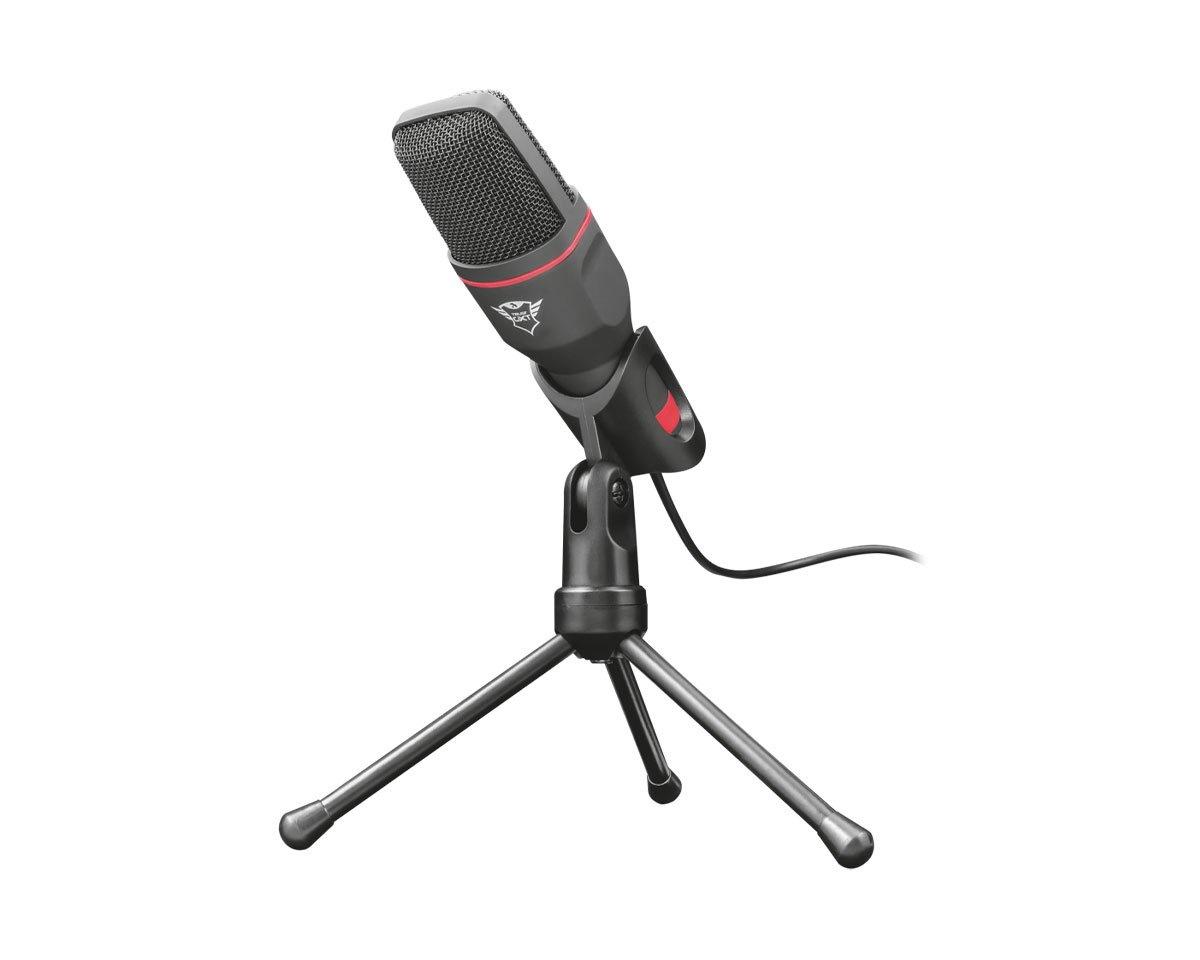 Kjøpe Trust Mico USB Mikrofon på MaxGaming.no