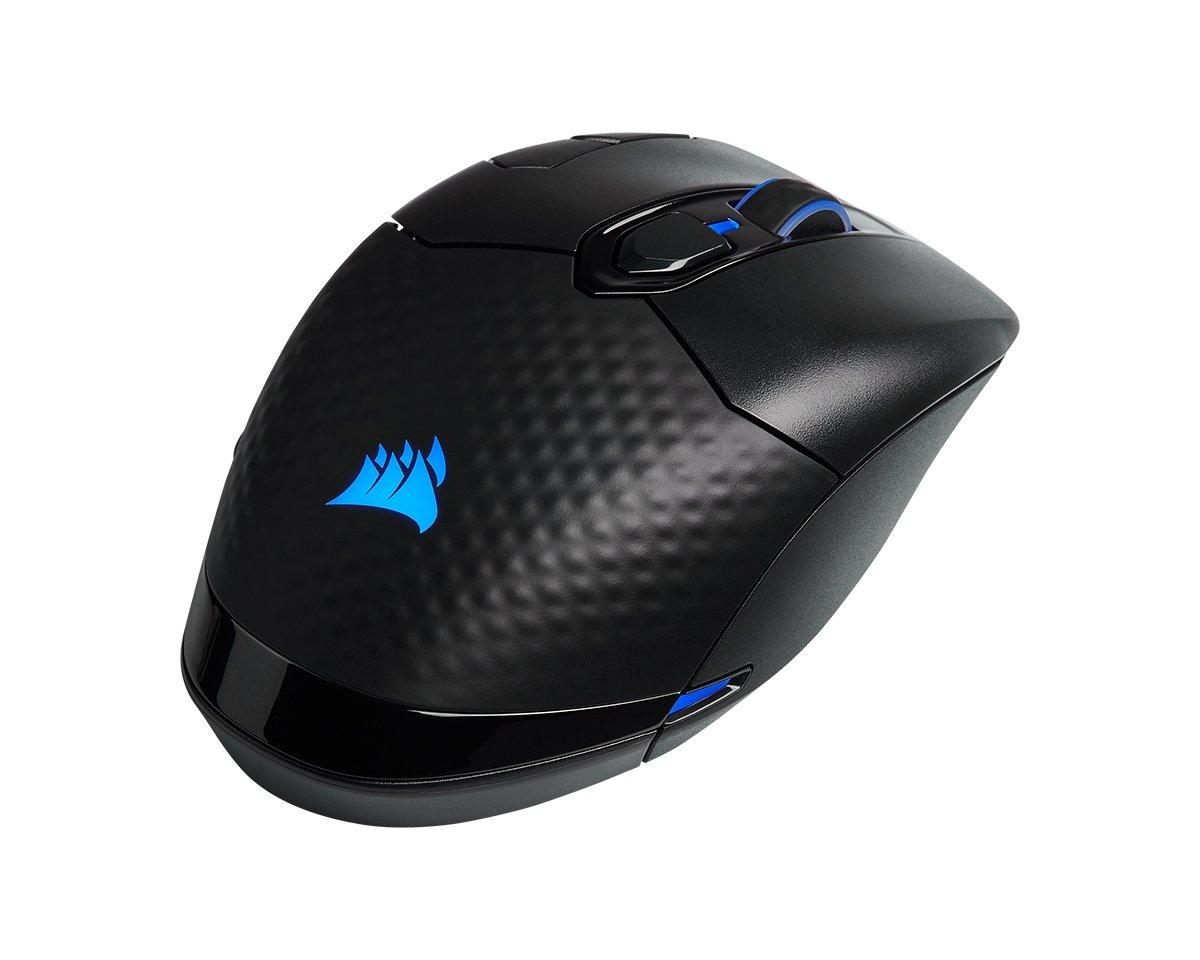 Kjøpe Corsair Dark Core RGB Trådløs Gaming Mus på MaxGaming.no