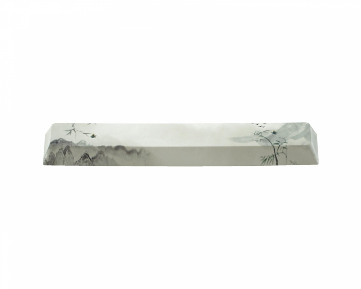 PBT Dye-sublimated Spacebar - 29 Misty Mountain i gruppen Datatilbehør / Tastatur / Keycaps hos MaxGaming (100029)