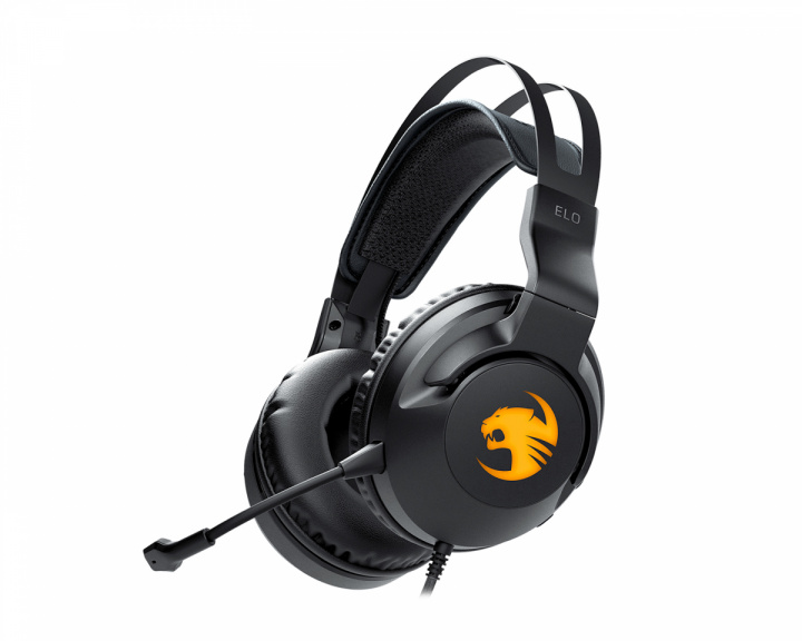 ELO 7.1 USB Gaming Headset i gruppen Datatilbehør / Headset & Lyd / Gaming headset / Kablet hos MaxGaming (1001014)