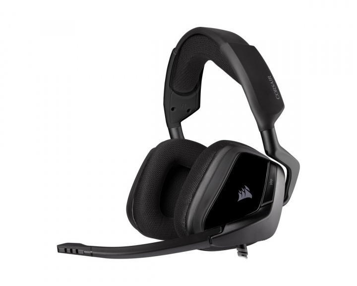 VOID ELITE Stereo Headset Carbon i gruppen Datatilbehør / Headset & Lyd / Gaming headset / Kablet hos MaxGaming (1001023)