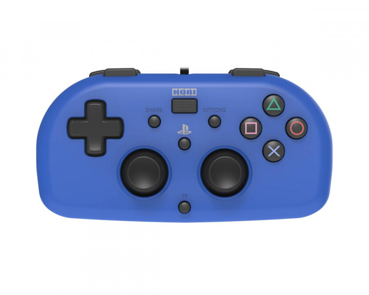 Mini Gamepad PS4 Blå i gruppen Konsoll / Playstation / PS4 Tilbehør / Spillkontroll hos MaxGaming (11655)