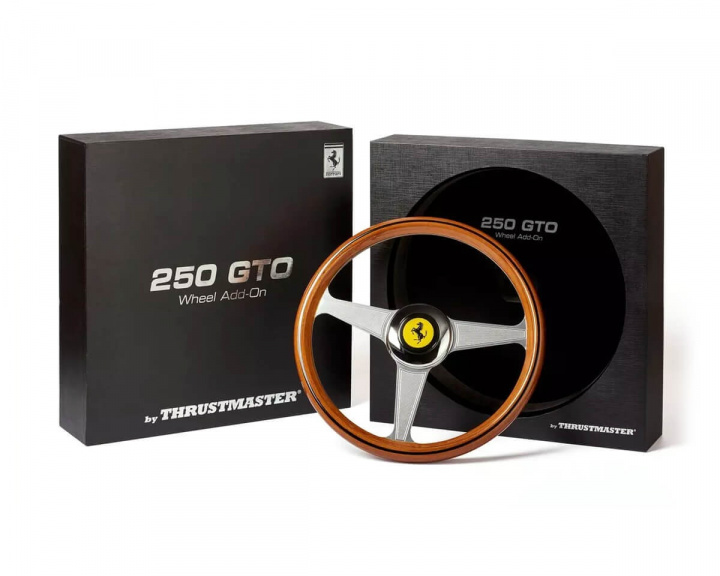 Ferrari 250 GTO Vintage Wheel Add-On i gruppen Konsoll / Playstation / PS4 Tilbehør / Ratt hos MaxGaming (12528)