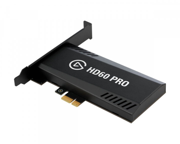 Game Capture HD60 Pro PCIe i gruppen Datatilbehør / Streaming & Videoopptak hos MaxGaming (13147)
