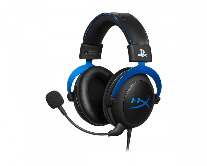 Cloud Headset for PS4 i gruppen Konsoll / Playstation / PS4 Tilbehør / Headsets hos MaxGaming (14493)